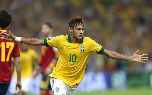 cadeau fan de neymar