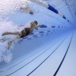 fan de natation