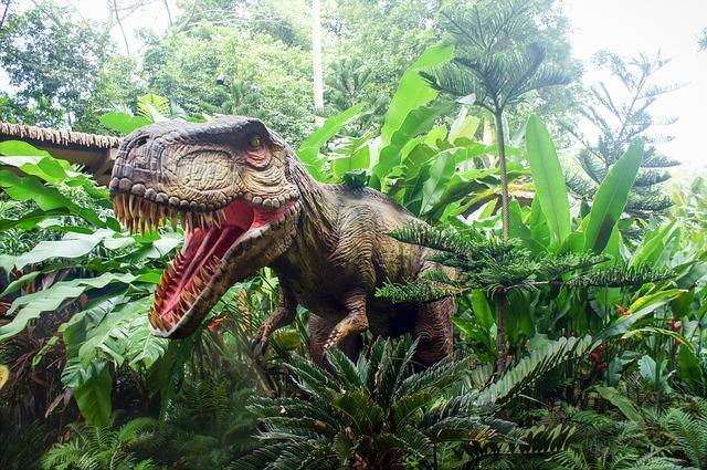 fan de dinosaures