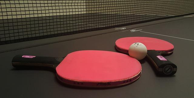 fan de ping pong