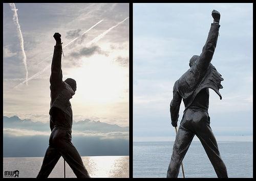 Fan de Queen et Freddie Mercury