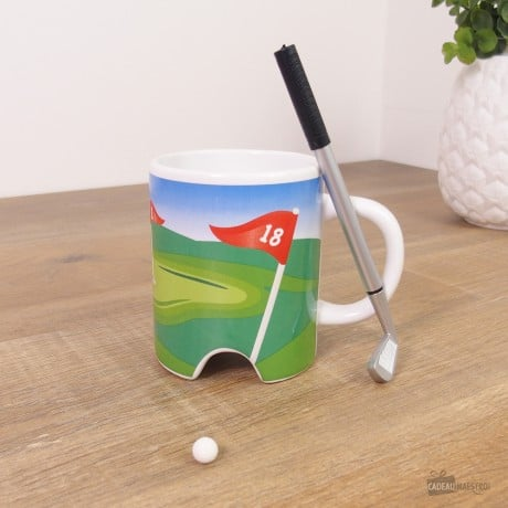 cadeau golfeur