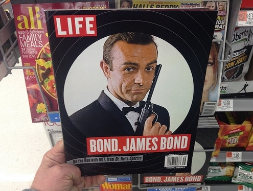 fan de james bond
