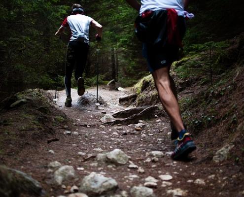 fan de trail