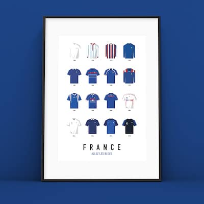 fan de l'équipe de france