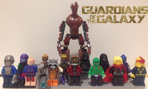 fan des gardiens de la galaxie