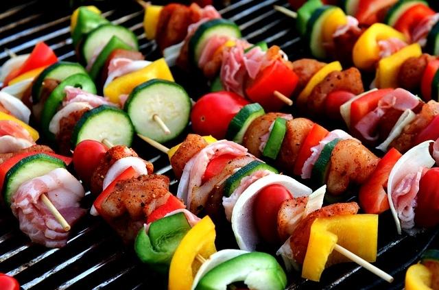 fan de barbecue