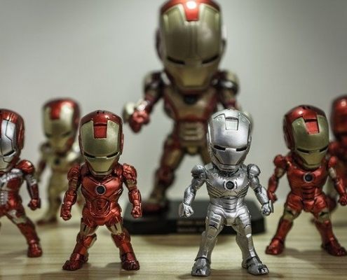 fan d'iron man