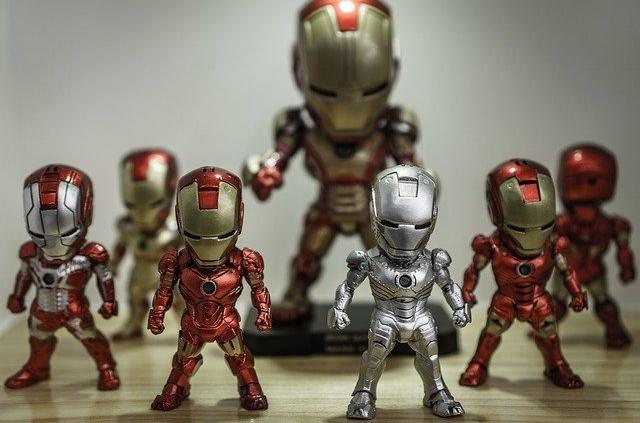 fan d'iron man