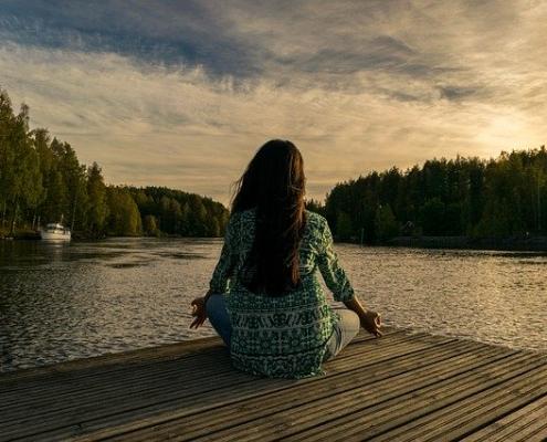 fan de méditation