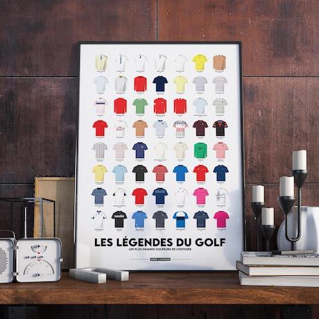 idée cadeau golf