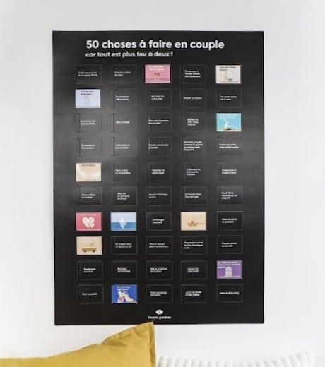 poster pour couple