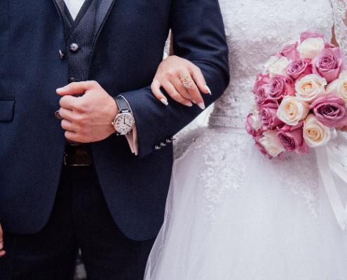 invitation a un mariage