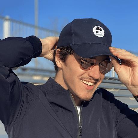 cadeau casquette tennis FFL