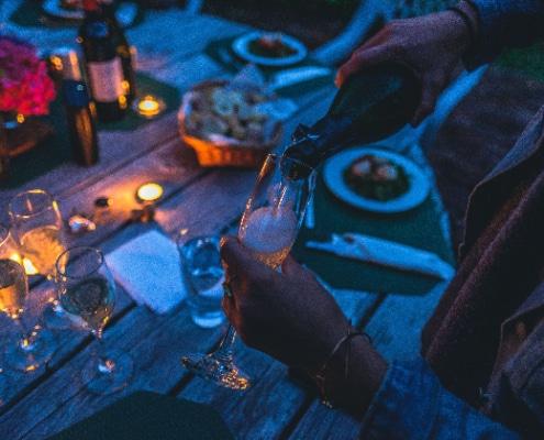 cadeau invitation à un repas