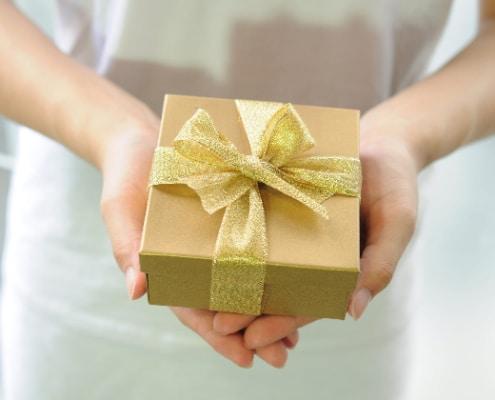 cadeau pour remercier